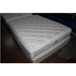 QUEENSIZE HOTEL EXCELLENCE MATTRESS AND BOX SPRING