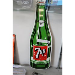 LARGE 7UP PORCELAIN SIGN