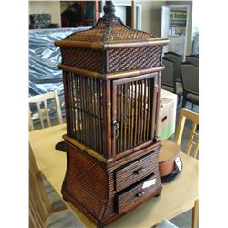 EASTERN DECORATIVE BIRDCAGE