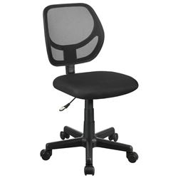 NEW ELEMENTS MESH TASK CHAIR