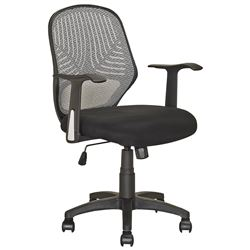NEW COR LIVING BLACK OFFICE CHAIR