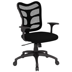 BLACK SPIDER OFFICE CHAIR