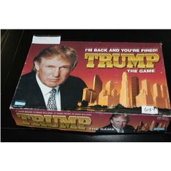 TRUMP BOARD GAME