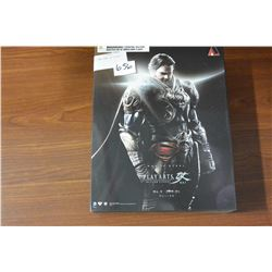 PLAY ARTS KAI MAN OF STEEL JOR EL FIGURE