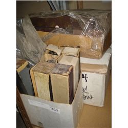 LARGE LOT OF PLAYER PIANO ROLLS