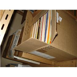 FOUR BOXES OF COLLECTIBLE RECORDS