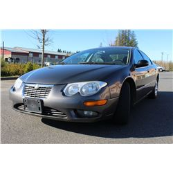 2004 CHRYSLER 300M 4 DOOR 183000KM