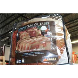 ASHLEY FURNITURE COMFORTER