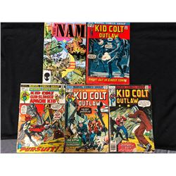 KID COLT COMIC BOOK LOT (MARVEL COMICS)
