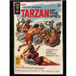 TARZAN OF THE APES COMIC BOOK (GOLD KEY)