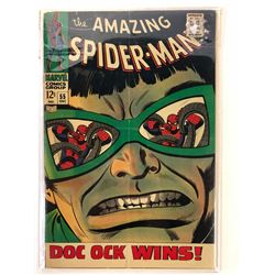 THE AMAZING SPIDER-MAN #55 (MARVEL COMICS)
