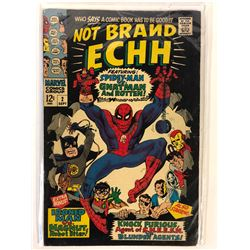 Not Brand Echh #2 1967 (MARVEL COMICS)