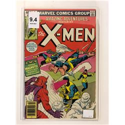 X-MEN VERSUS MAGNETO (MARVEL COMICS) 9.4 NEAR MINT