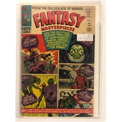 1966 FANTASY MASTERPIECES #1 (MARVEL COMICS)