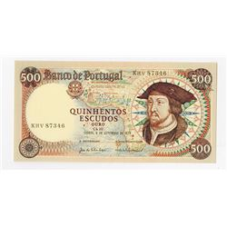 Banco de Portugal, 1979, Issued Note.