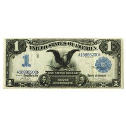 U.S. Silver Certificate, $1 1899, Fr#226a, Lyons | Roberts Signatures.