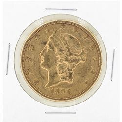 1906-S $20 Liberty Head Double Eagle Gold Coin