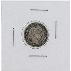 1907-S Barber Dime Coin