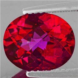Natural Oval  Red Mystic Topaz 14x12 MM