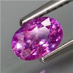 Natural Lavender Sapphire 1.12 Ct