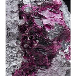 Natural Rare ERYTHRITE Crystal 275 Grams - Untreated