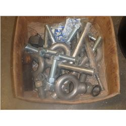 Lot of Eye Bolts & Misc