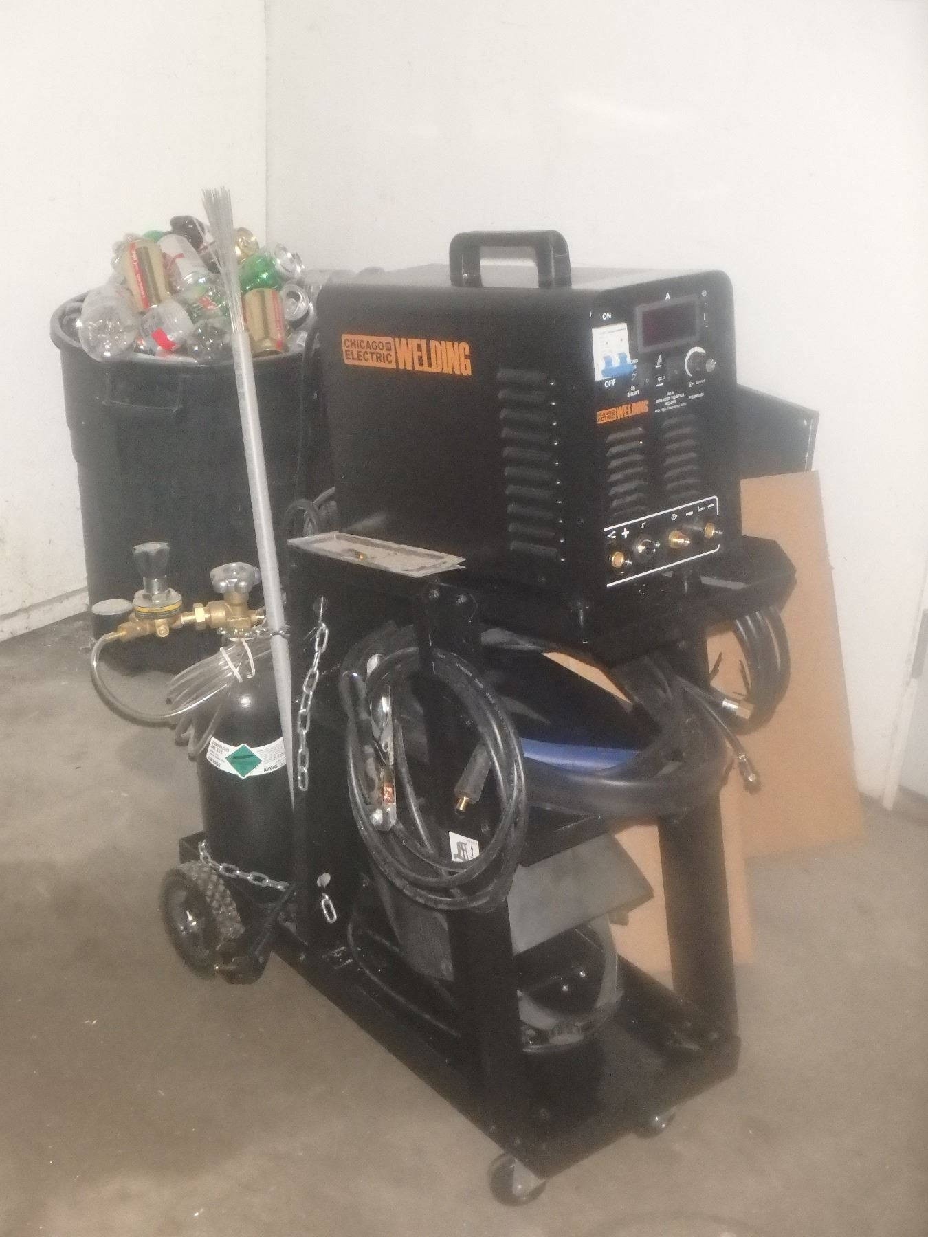 chicago electric tig welder