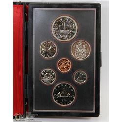 1978 CANADIAN DOUBLE DOLLAR 7 COIN PROOF SET