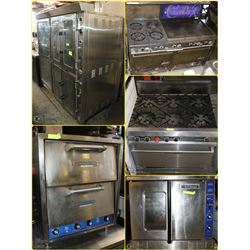 FEATURED ITEMS: COMMERCIAL OVENS!