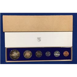 Canada 1966 Proof Like Set - With Box