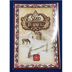Canada 2001 50 Cents Legends & Folklore - The Sled