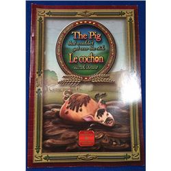 Canada 2002 50 Cents Legends & Folklore - The Pig that wouldn't get over the stile