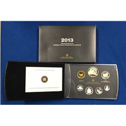 Canada 2013 Fine Silver Proof Set, 100th Anniversary of Arctic Expedition 1913-1916