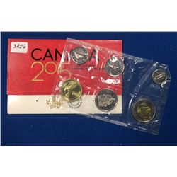 Canada 2015 Proof Like Coin Set