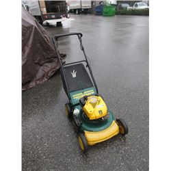 Yard-Man 5.5 HP Rear Bag Gas Lawnmower