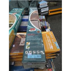 6 Boxes of Golden Select Laminate Flooring