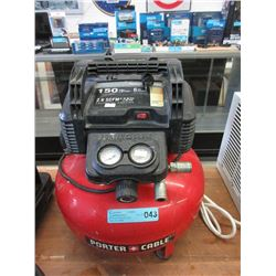 Porter Cable 150psi Portable Air Compressor