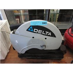 "Delta 14"" Abrasive Cut Off Saw"