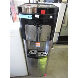 Hot Cold Water Dispenser with Coffee Brewer