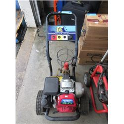 Honda 2700psi Gas Pressure Washer
