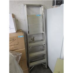 6 Foot Aluminum Step Ladder