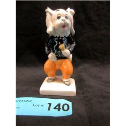 """Pong Ping"" Beswick England Porcelain Figurine"