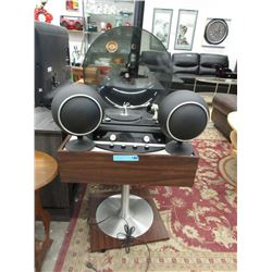 """Vintage """"Electrohome"""" Graphic Stereo"""