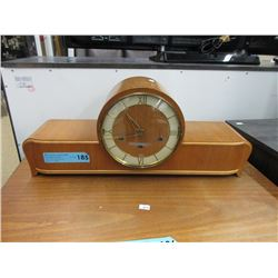 German Westminster Chime Mantle Clock ca1930