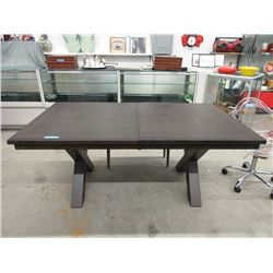 New LH Imports Dining Table with Butterfly Leaf