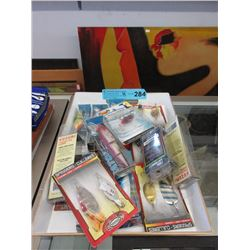 15 Assorted New Fishing Lures