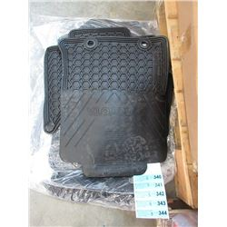 5 New Sets of Toyota Tacoma Truck Mats