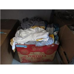 Large Case of T-Shirts & East Indian Clothing