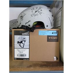New TSG Evolution Sketch Helmet - Size S/M