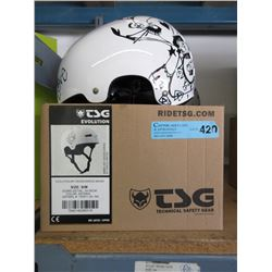 New TSG Evolution Asteria Helmet - Size S/M